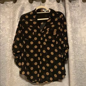 Express Original Fit Portofino Shirt size M